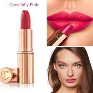 Charlotte Tilbury Matte Lipstick - Gracefully Pink